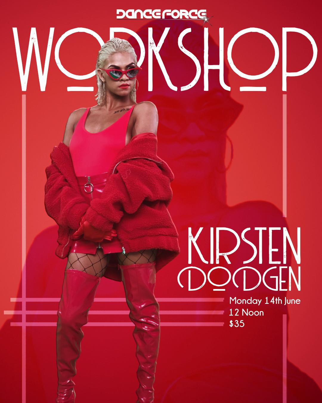 Kirsten Dodgen Workshop