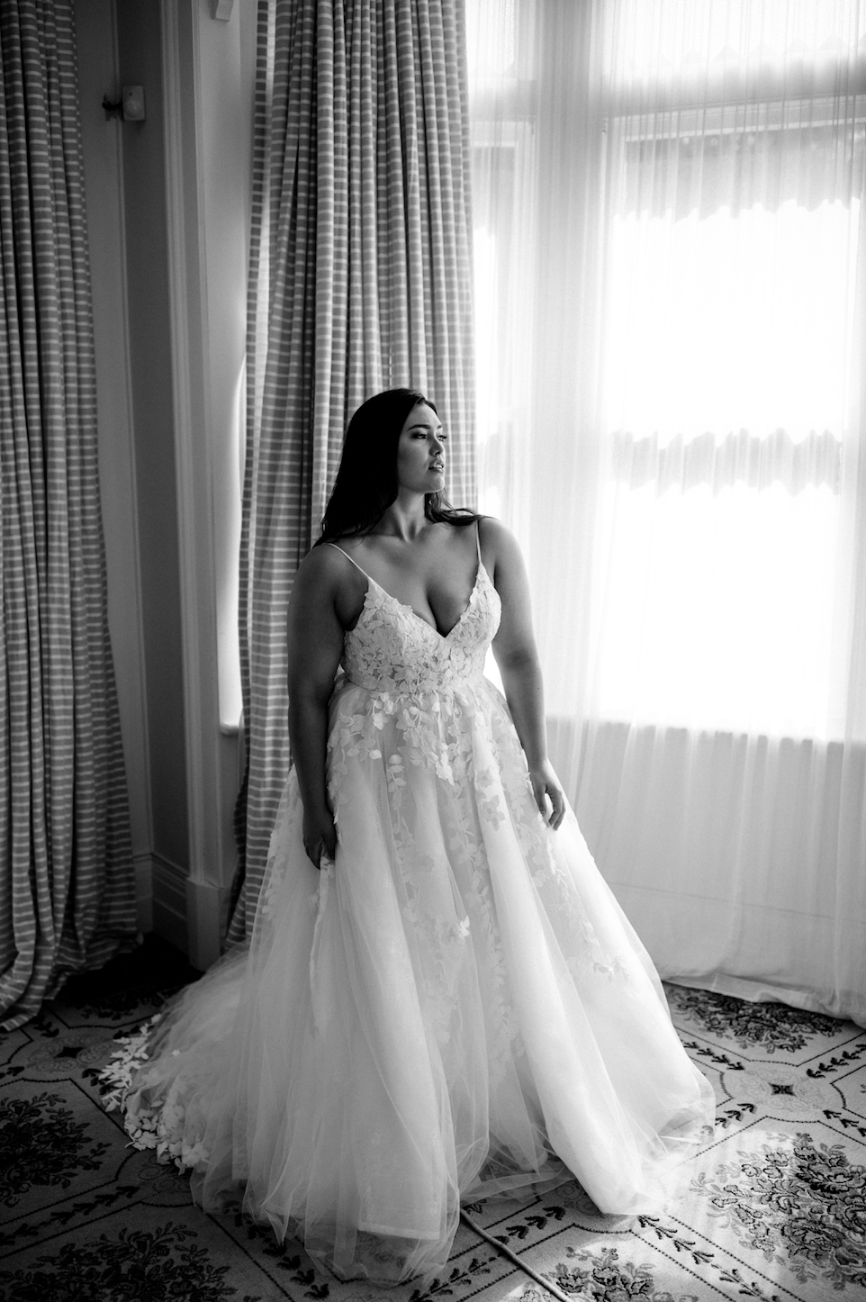 Auckland bridal - Hera wedding dress