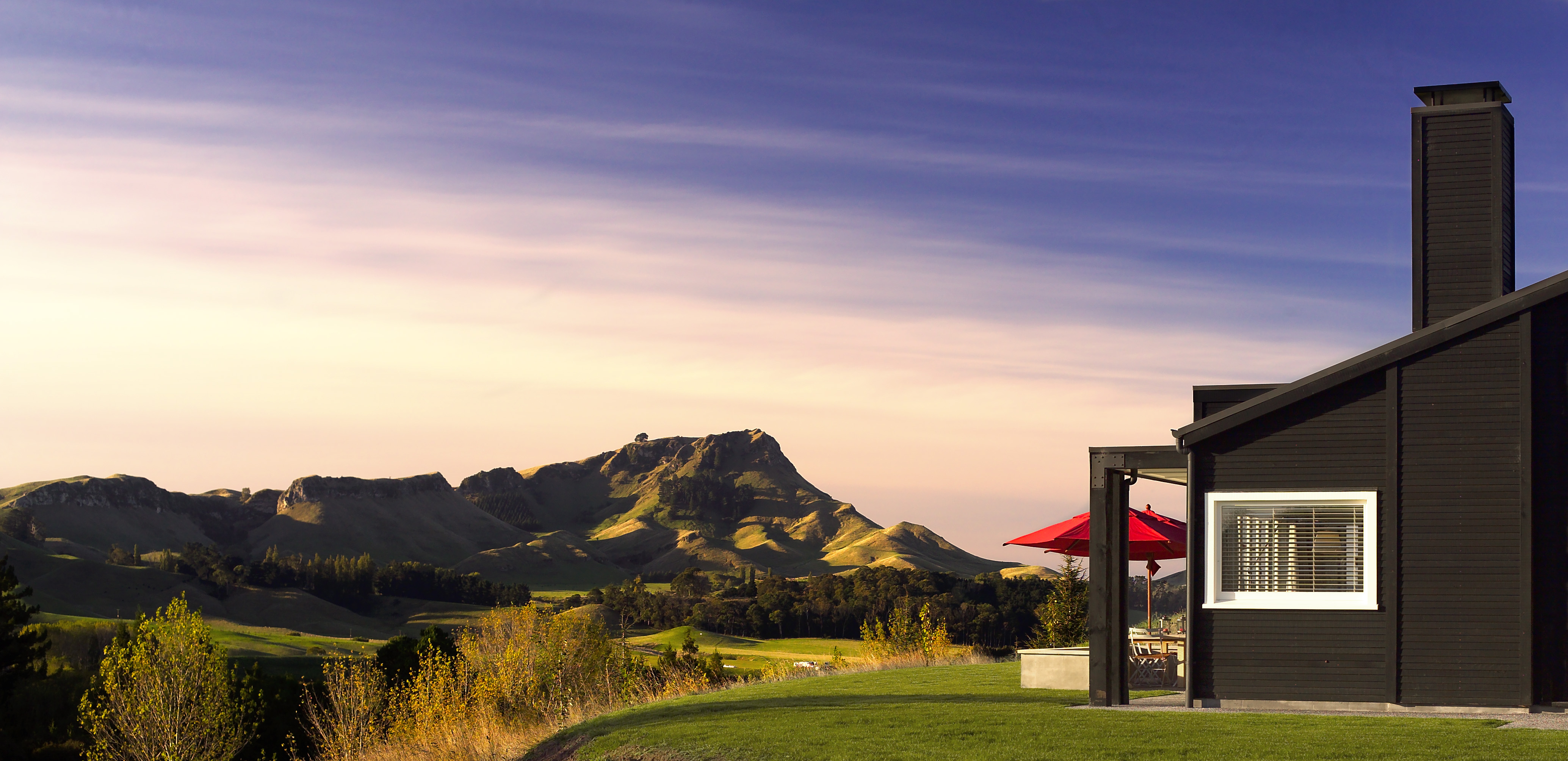 New Zealand honeymoon - Hawkes Bay luxury accommodation for honeymoon or wedding