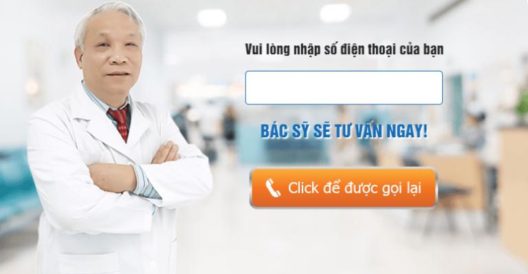 Để lạiSố Điện Thoại. Các bác sĩ chuyên khoa sẽ gọi lạitư vấn cho bạn miễn phí.