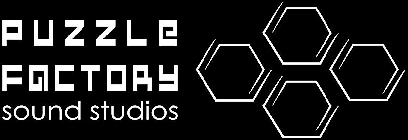 Puzzle Factory Sound Studios logo