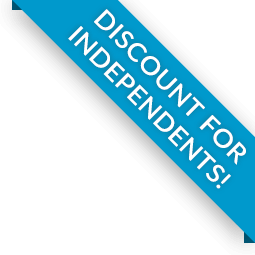 Ribbon Discount for Independents
