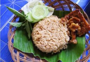 Hasil gambar untuk nasi tiwul