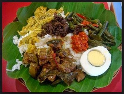 Hasil gambar untuk nasi rames
