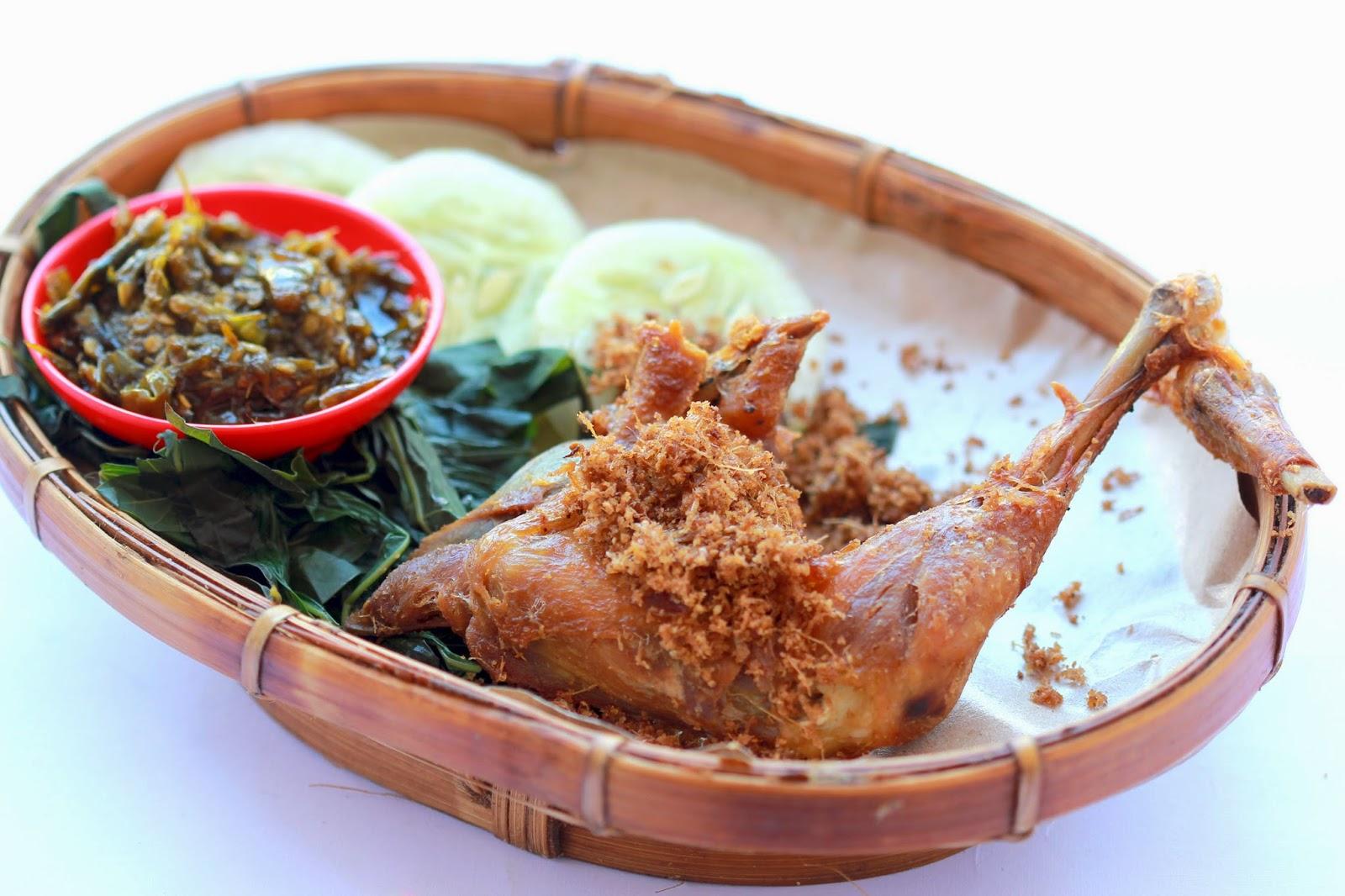 ayam goreng lombok idjo wisata kuliner jogja