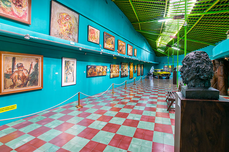 museum affandi jogja untuk seni