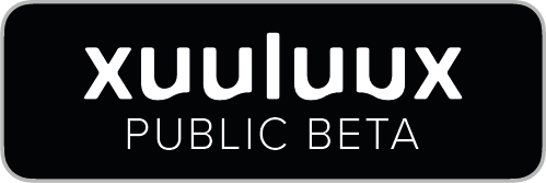 Be part of the first public beta of xuuluux. Download the app now!