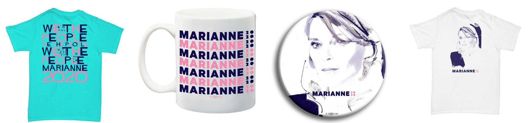 Support Us with Campaign Merchandise