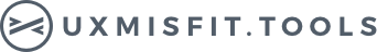 uxmisfit.tools logo