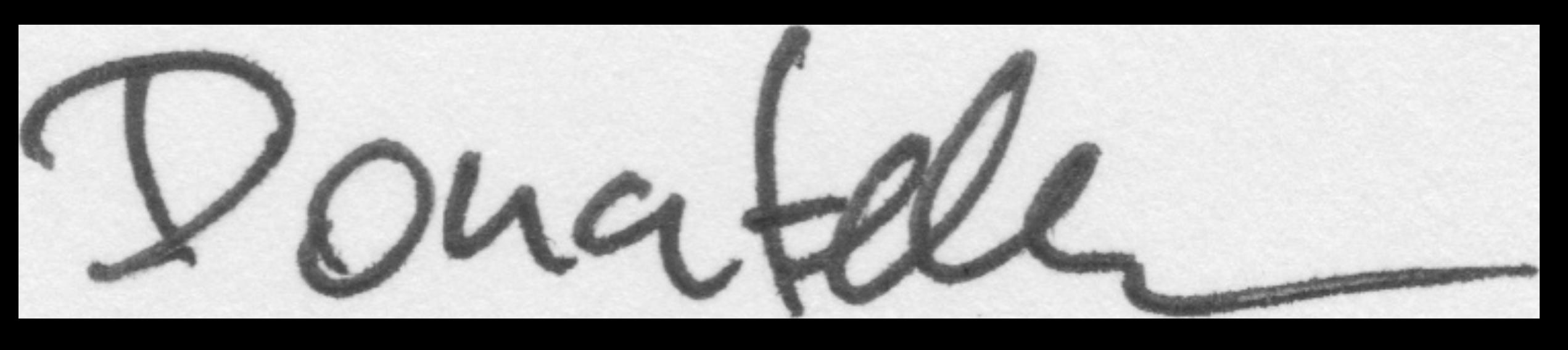 Donatella Signature