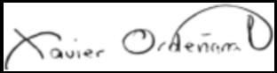 Xavier Signature