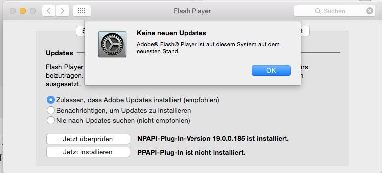 Jocr Mac Sicherheit Flash Player