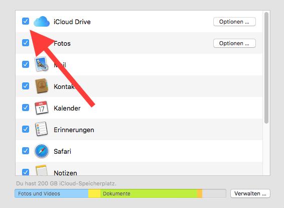 Jocr iCloud Drive