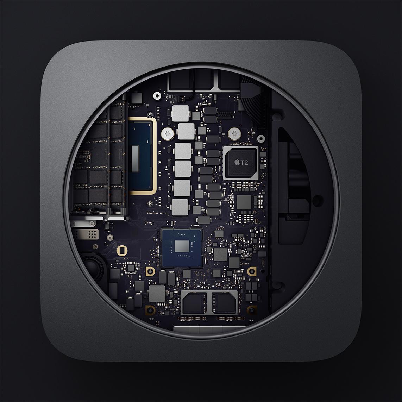 Mac mini 2018 - ein Powerhouse