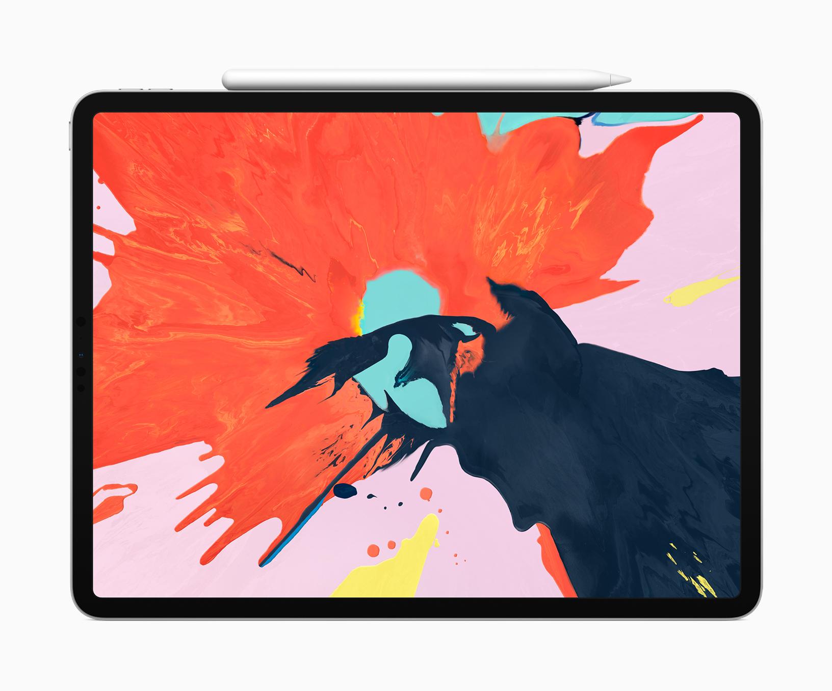 iPad Pro 2018 + Apple Pencil und USB-C ergeben sich viele Möglichkeiten