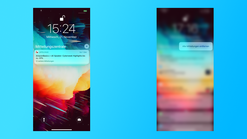 Screenshot: Apple