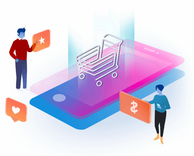 Solutions for  ecommerce