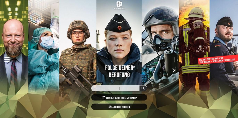 Modernes Employer Branding am Beispiel der Bundeswehr