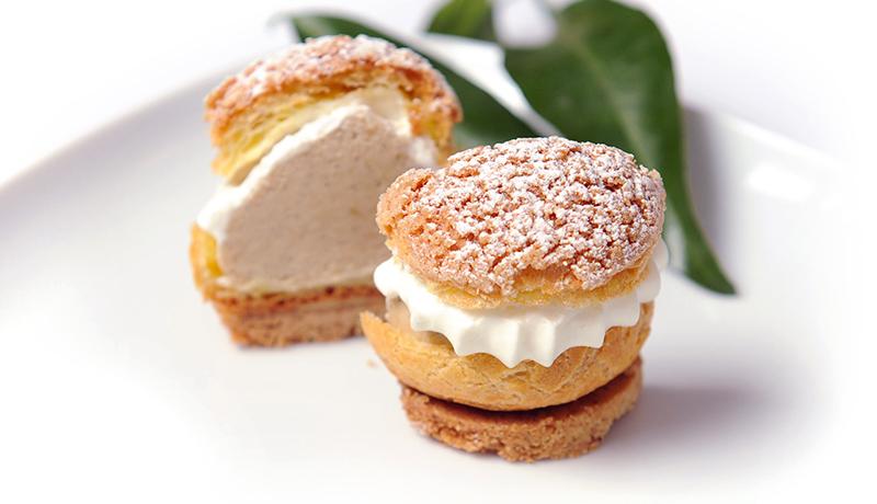 Kubo-pâtisserie - Chou vanille excessive