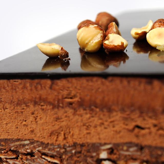 Entremet Chocolat Intense