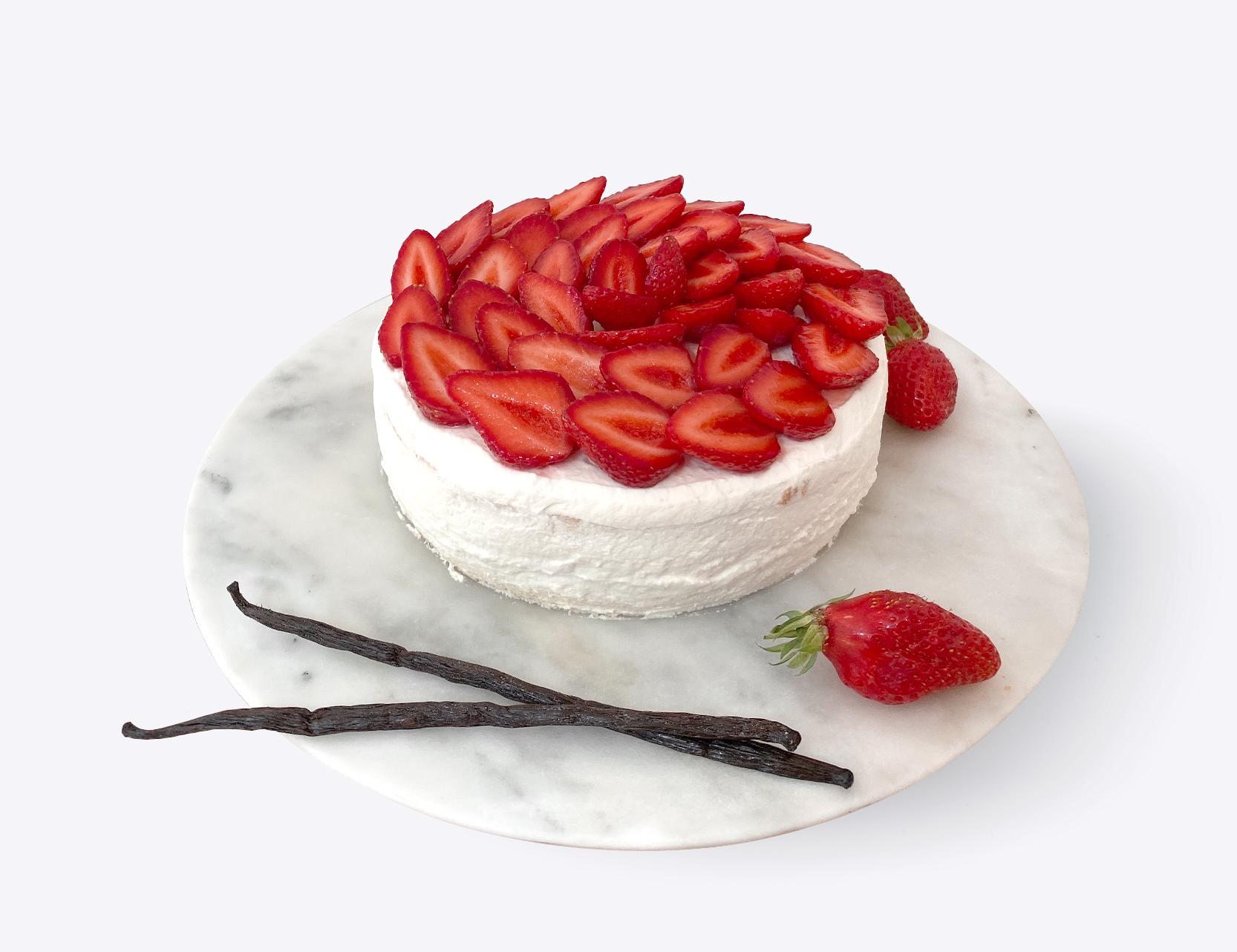 Shortcake de Saison