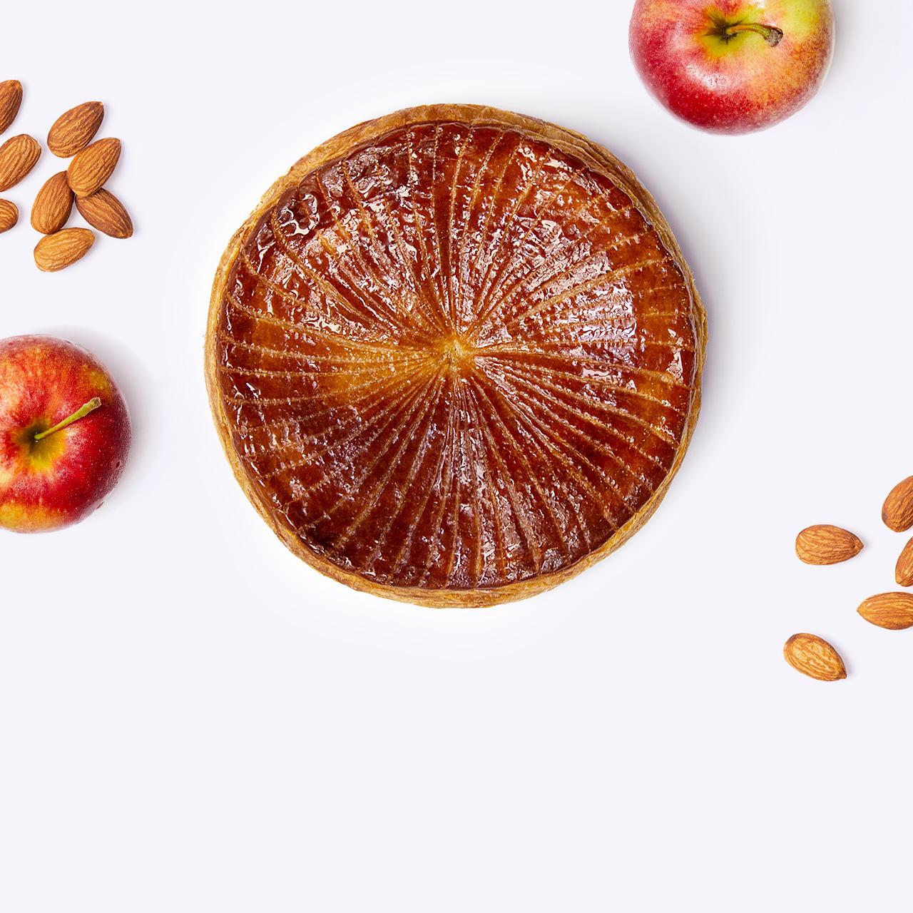 Galette Des Rois Pomme Rêveuse