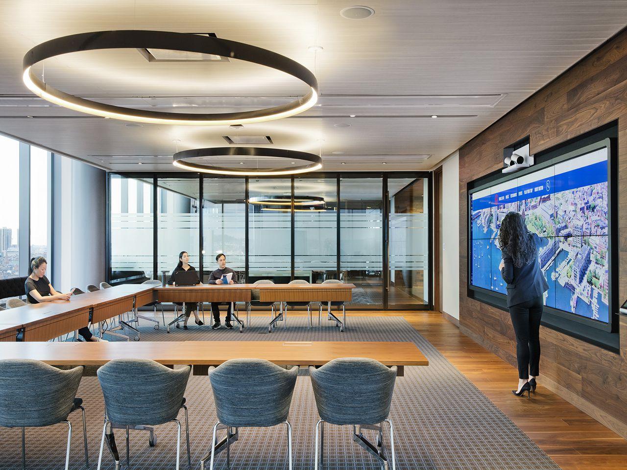 Accenture Presentation Room
