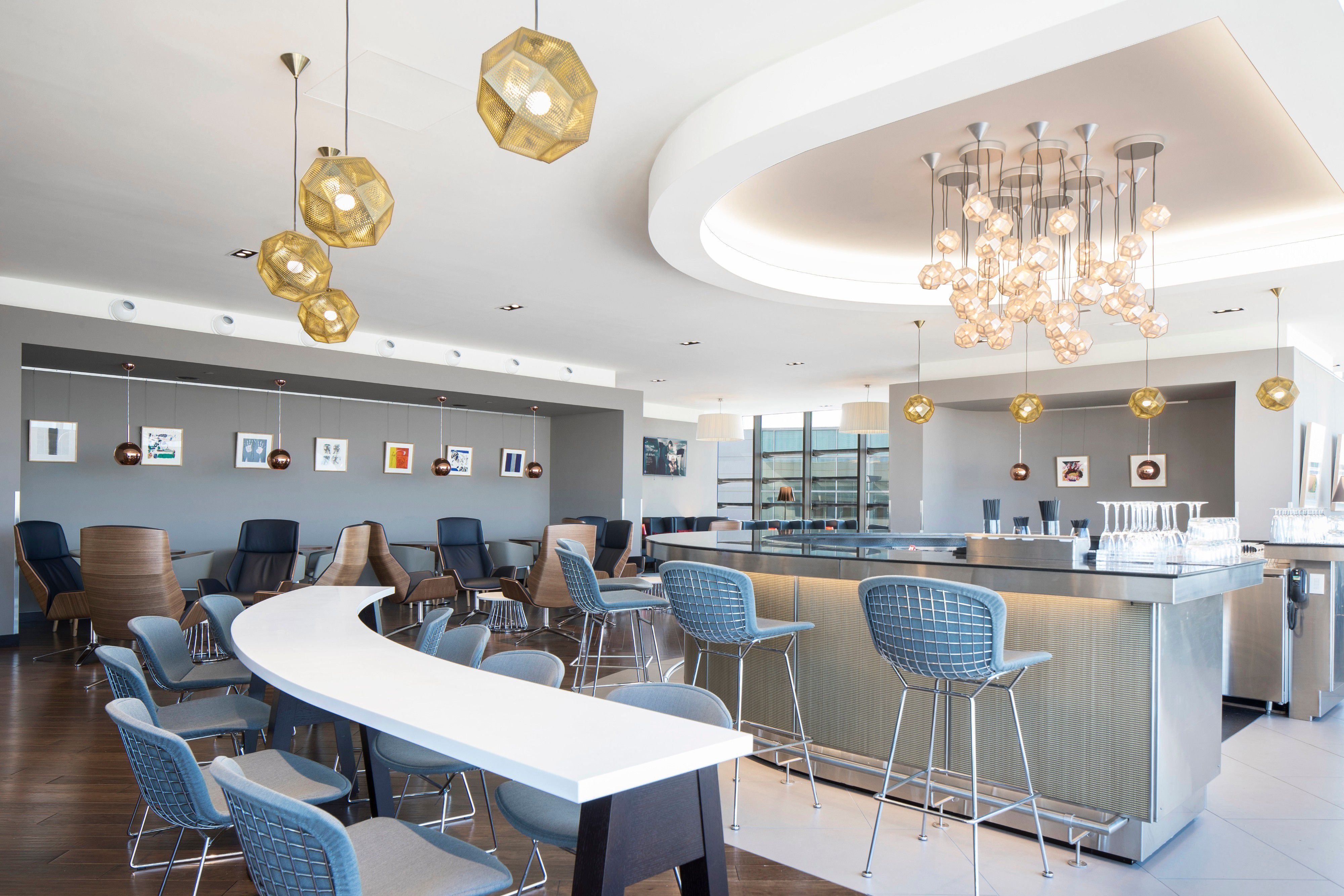 British Airways Lounge 2
