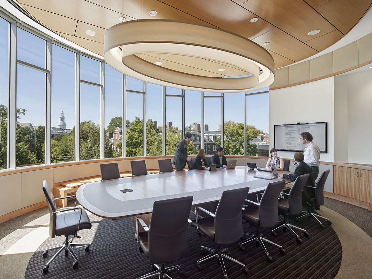 Chao Center Conference Room
