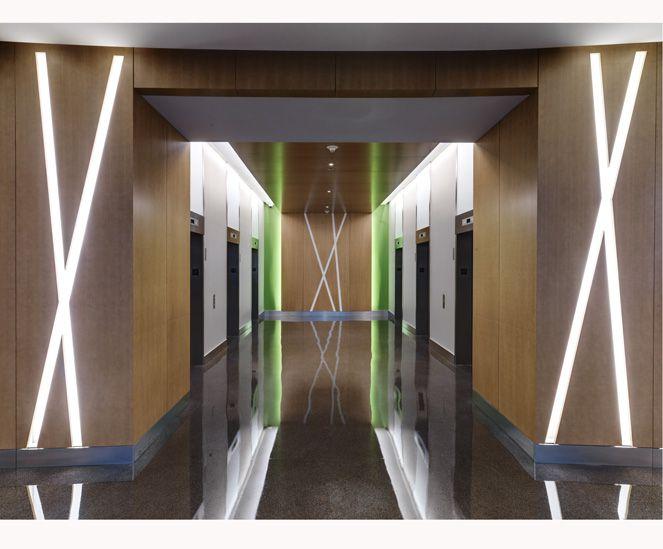Charles Park Elevator Lobby
