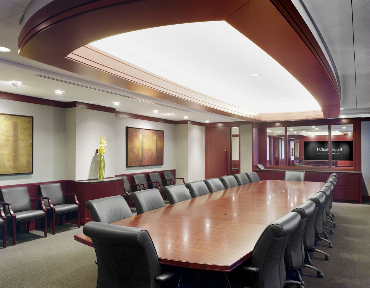 Charlesbank Capital Partners Boardroom