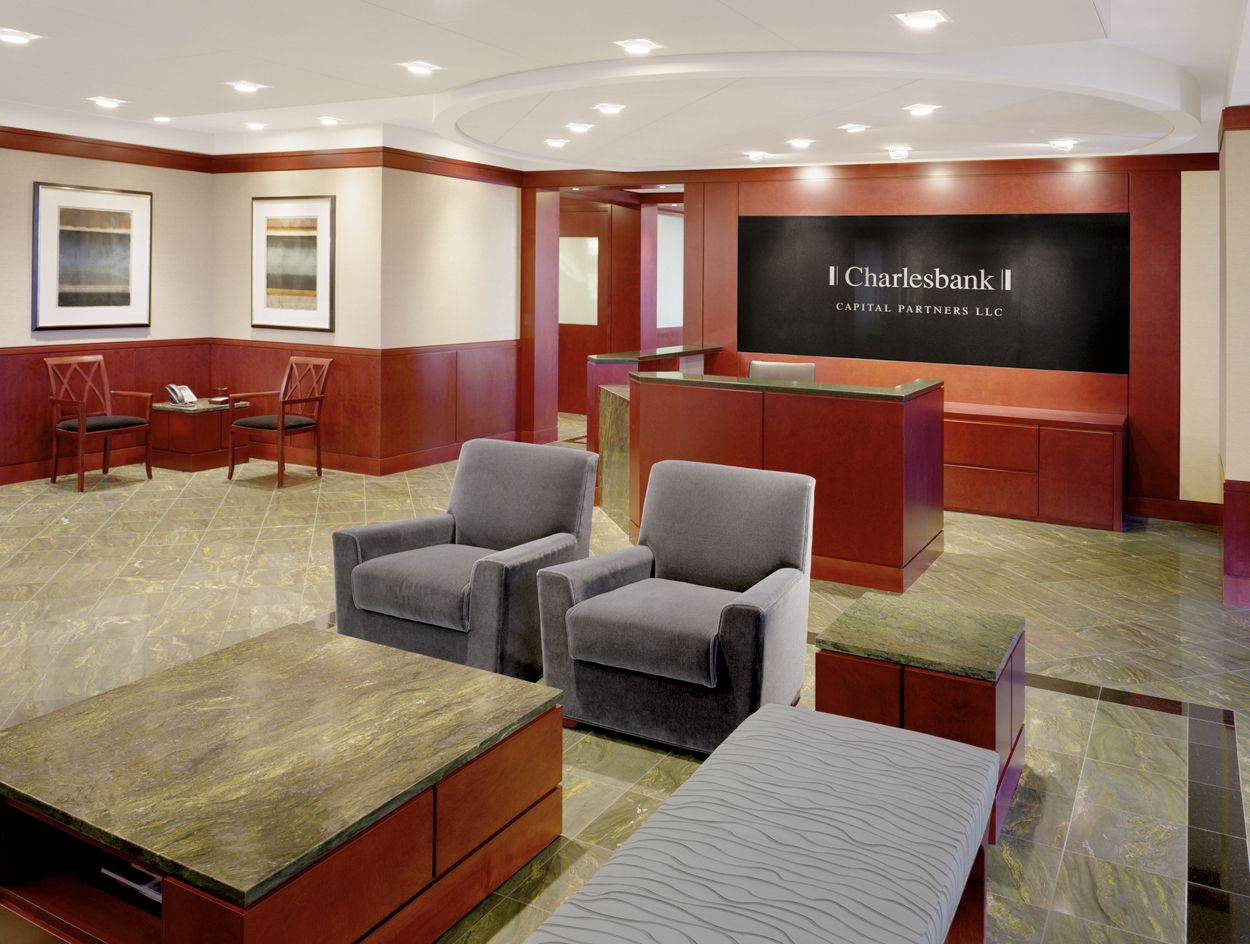 Charlesbank Capital Partners Lobby