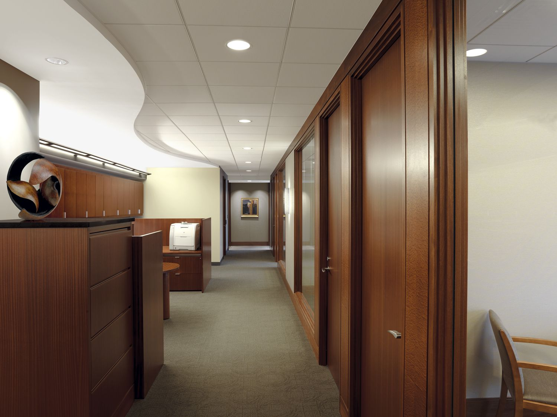 Denham Capital Hallway
