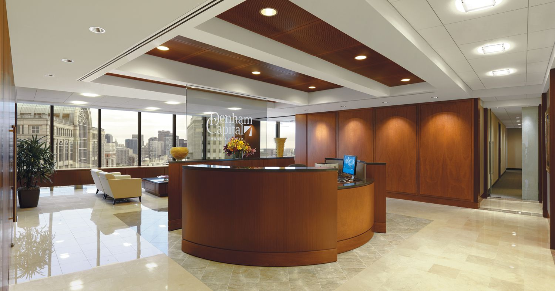 Denham Capital Reception