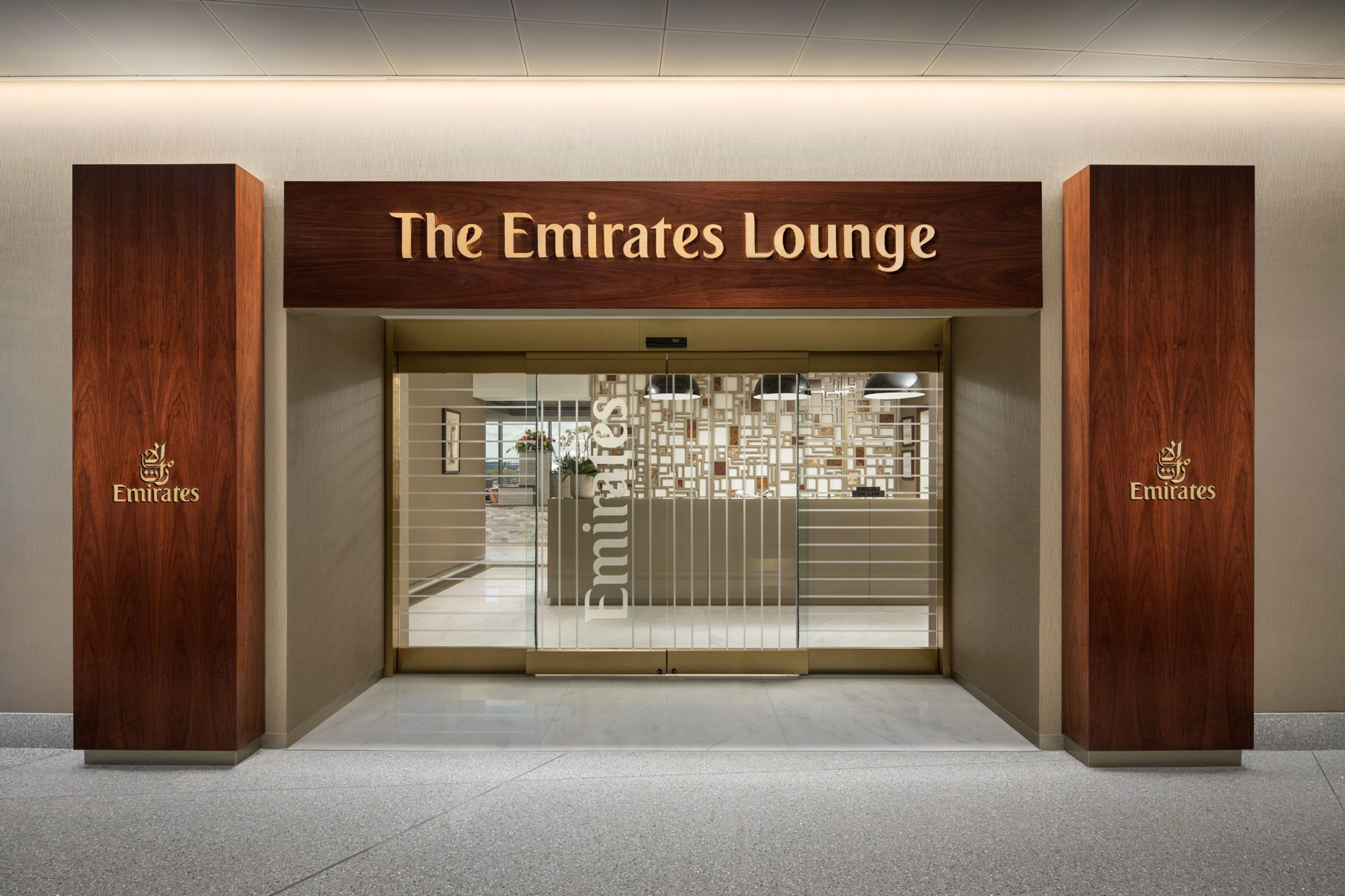 Emirates Lounge 23