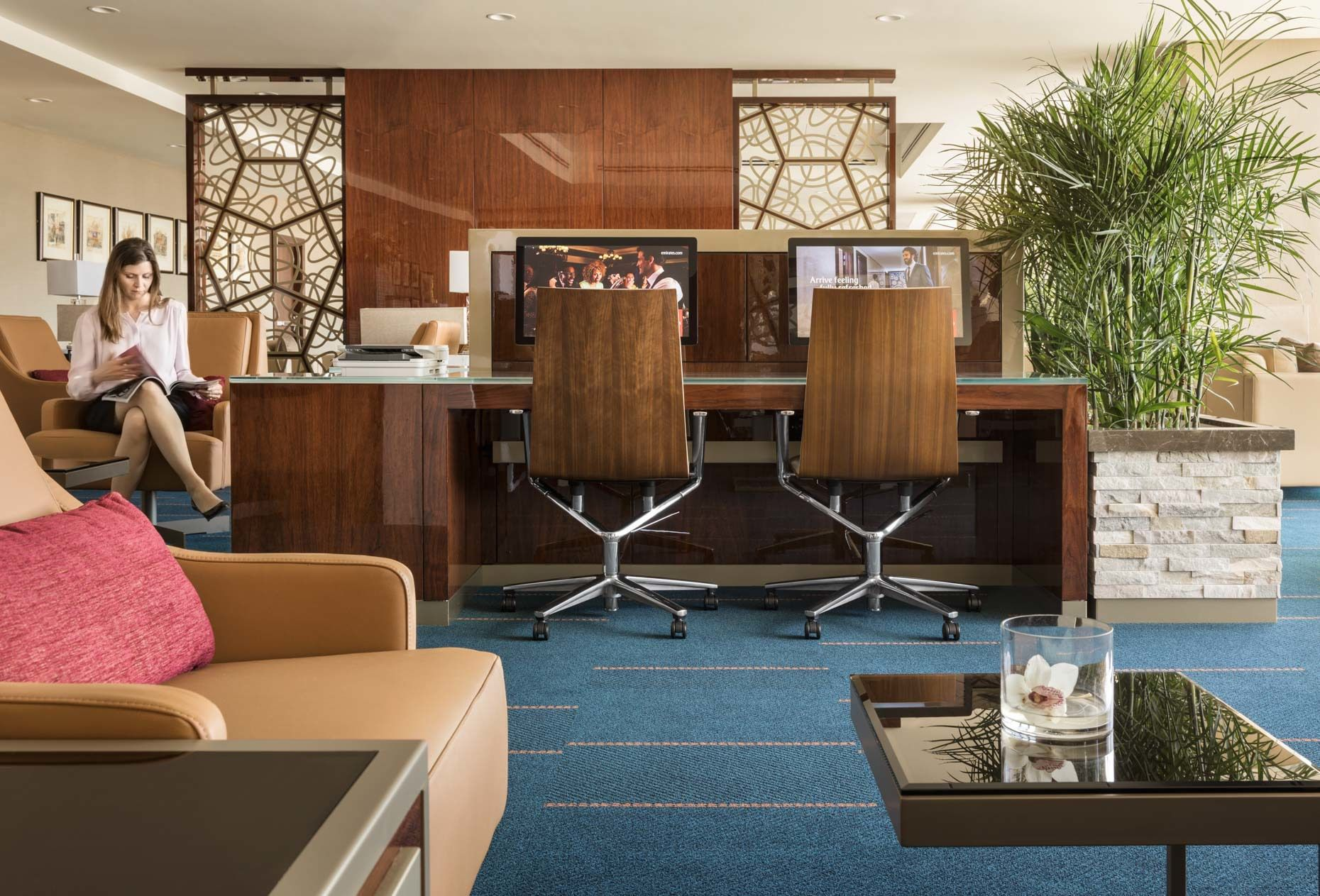 Emirates Lounge 26