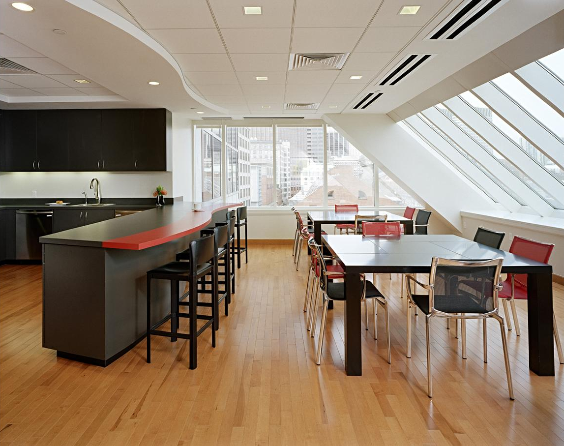 Beacon Capital Partners Kitchen