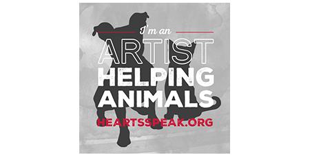 Logo Hearts Speak