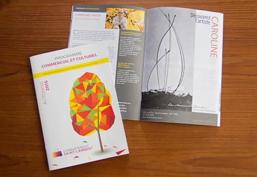 Brochure CDE Saint-Lambert automne 2016