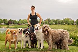 Service promenade pour chiens