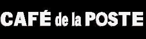 Logo du restaurant du Café de la Poste à Cully