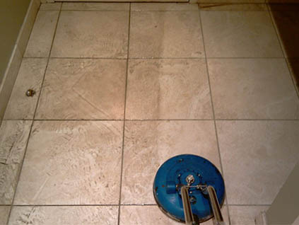 Tile & Grount Cleaning