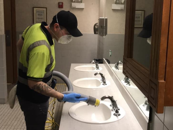 facilities disinfection