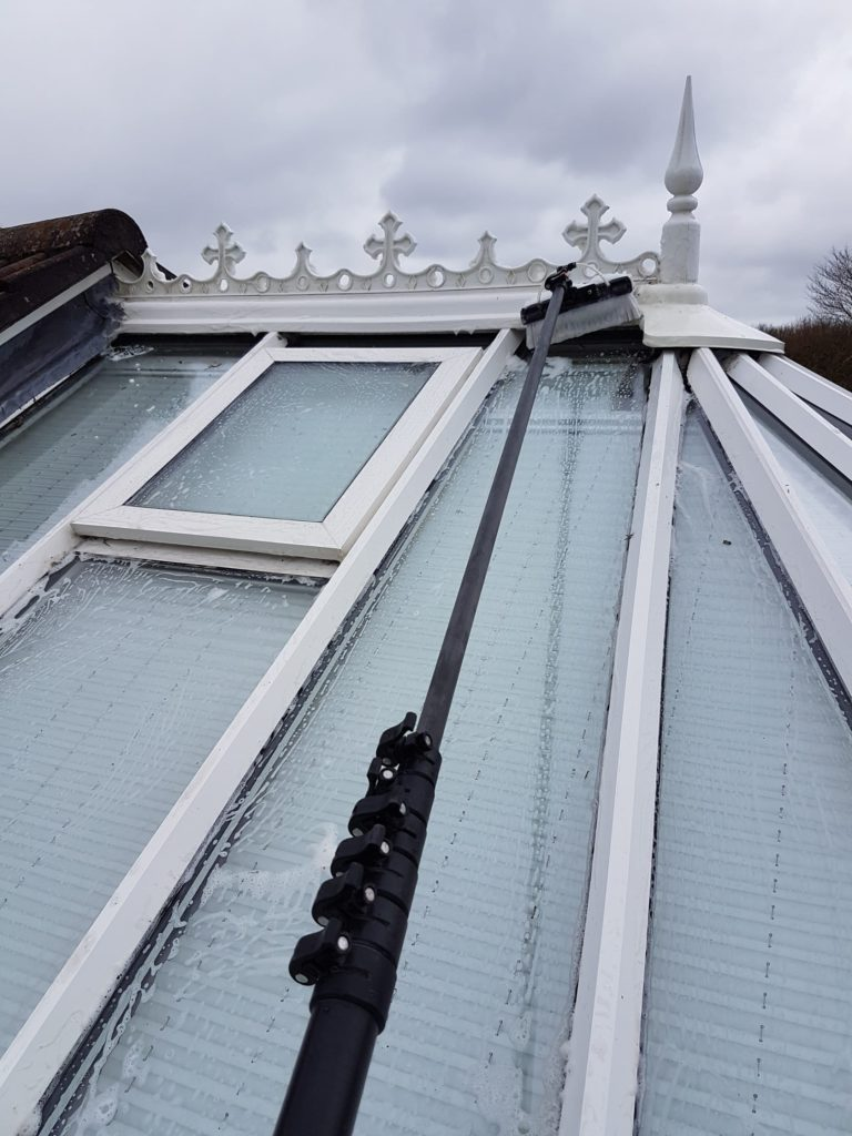 conservatory cleaning portsmouth