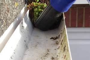Gutter clearing Portsmouth