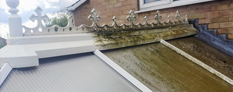 Conservatory cleaning hampshire