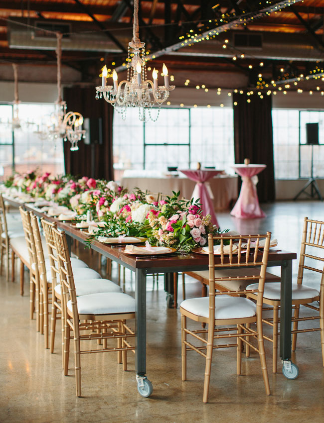 Rustic Event Space