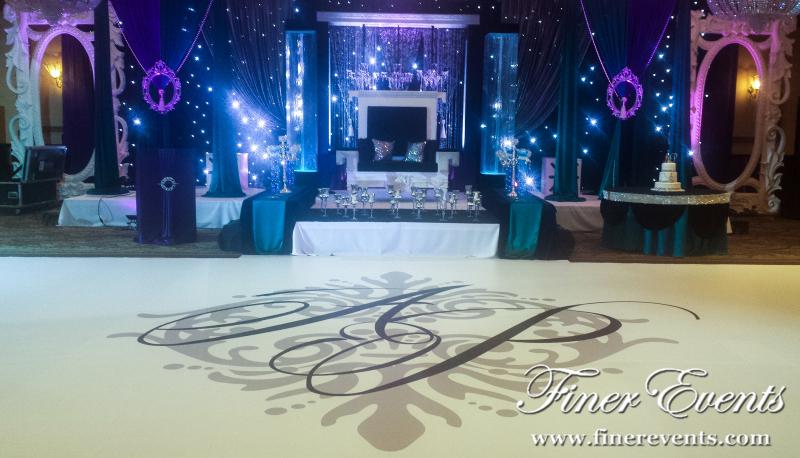 Finer_Events_Vinyl_Dance_Floor_Decor_Woodbine_Banquet_Hall