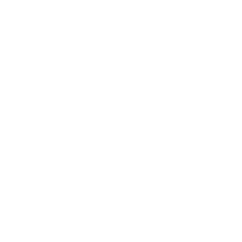 apple with building silhouette icon