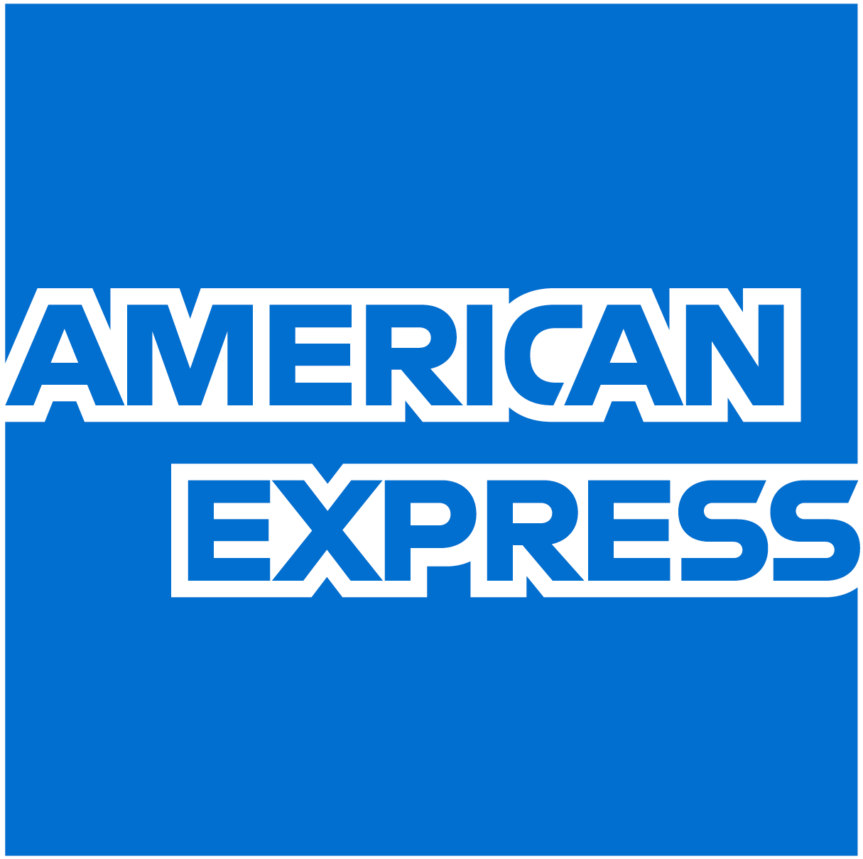 logo for American Express